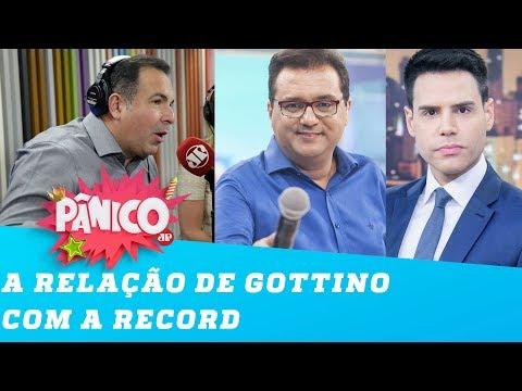 Reinaldo Gottino é AMIGO do Bacci?