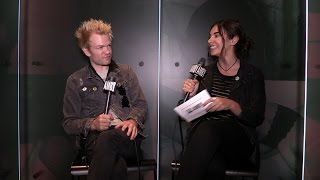 Watch AMBY's exclusive interview with Sum 41! It's been an insane y...