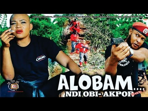 Alobam ( IGA ALIKE YA) 3 - 2016 Latest Nigerian Nollywood Movie
