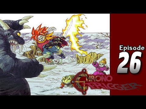 Lets Blindly Play Chrono Trigger: Part 26 - Sky Sanctuary