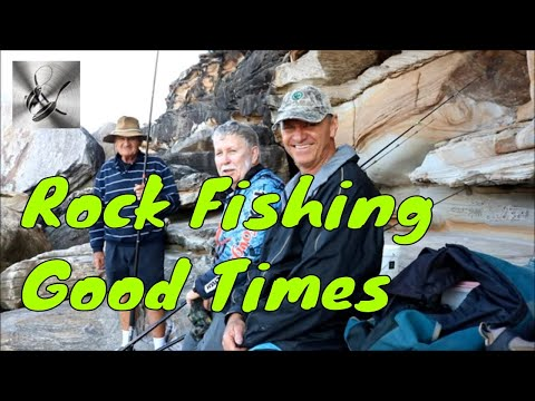 Rock Fishing For Black Fish | Fishing & Cooking | The Hook And The Cook