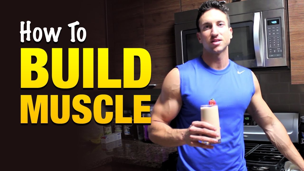how to build muscle Learn how to build muscle, burn fat and stay motivated massive online supplement store shipping worldwide.