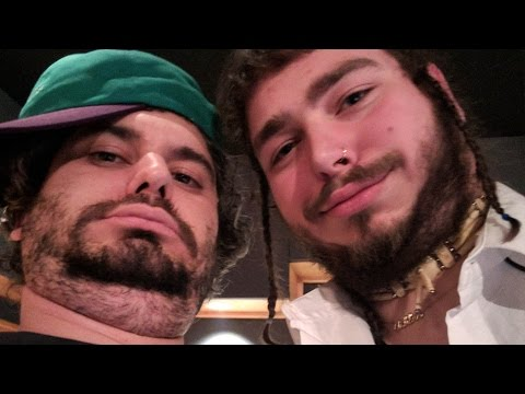 Thumbnail: Making Music with Post Malone