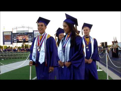 San Benito High School Graduation