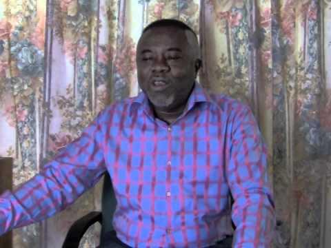 Bishop Frederick Koroma Interview 1A