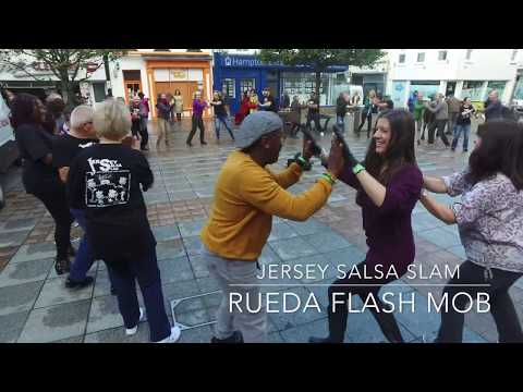 Jersey Salsa Slam Flash Mob