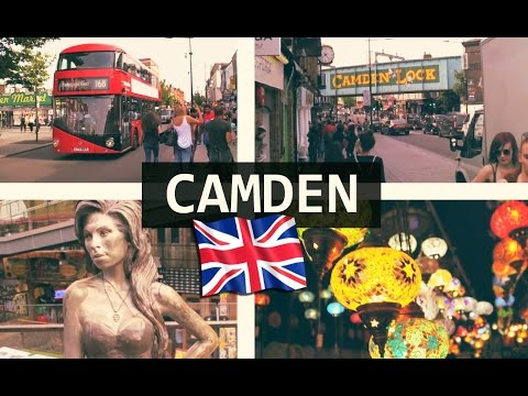 Top Things To Do in LONDON | Camden Town