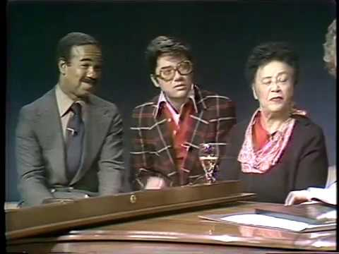 A.M. New York (WABC-TV) Tribute to Mabel Mercer 2/27/1975