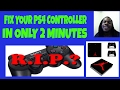 Ps4 controller won't stay charged *FIXED* FREE!! NO BS