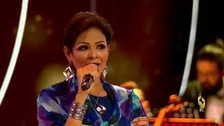 مرحبتين بلدنا حبابا  نانسي عجاج - المهرجان العربي للاذاعة والتلفزيون بتونس