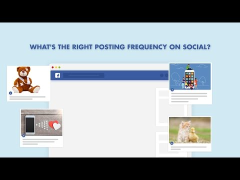 How Frequently Should Brands Post On Social Media? Social Media Minute