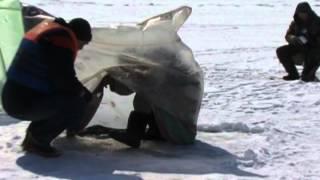 Рейд МЧС на льду