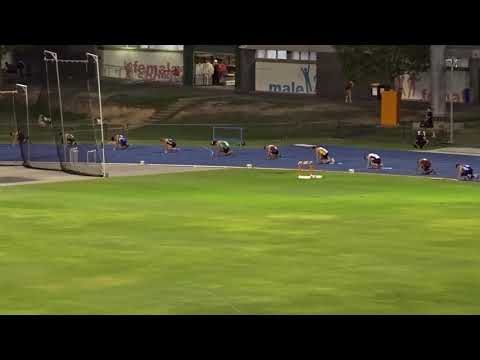 Ht5. 200m Men, Norma Croker Shield, QSAC, Brisbane 25/01/2020