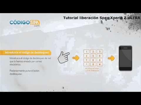Liberar Sony Xperia Z Ultra - CodigoSIM