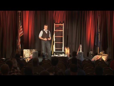 Resiliency and the Warrior Ethos|Richard Goerling|FIRExTalk PDX '15
