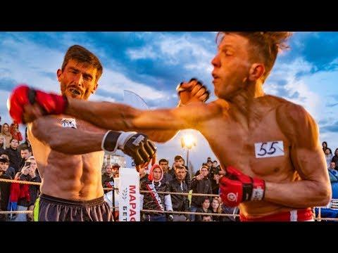 Super Boxer vs workout men !!!