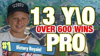 Fortnite Live Stream Vbucks giveaway | solo grind | 610 Wins | 22K Kills | Pro Builder