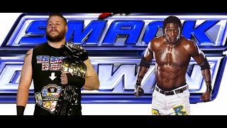 NXT Champion Kevin Owens Destroys R-Truth At Tonight