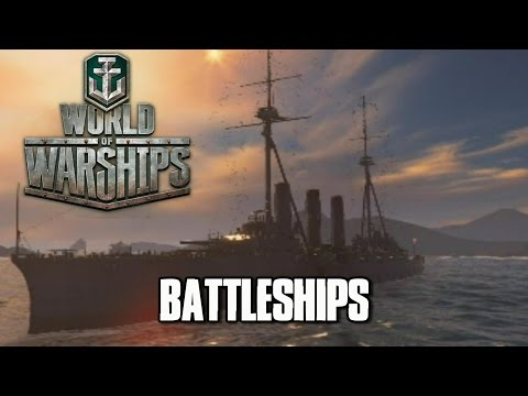 World of Warships - Battleships!