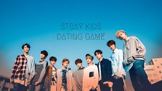 Stray Kids Dating Game Idol edition