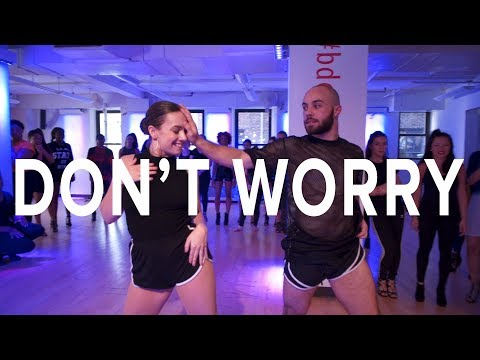 August Alsina - Don't Matter | Shirlene Quigley Choreography | DanceOn Class