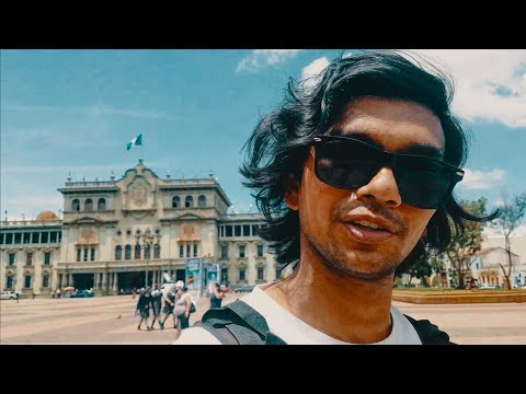 Guatemala City VLOG- 4 days in GUATEMALA: [3/3]-