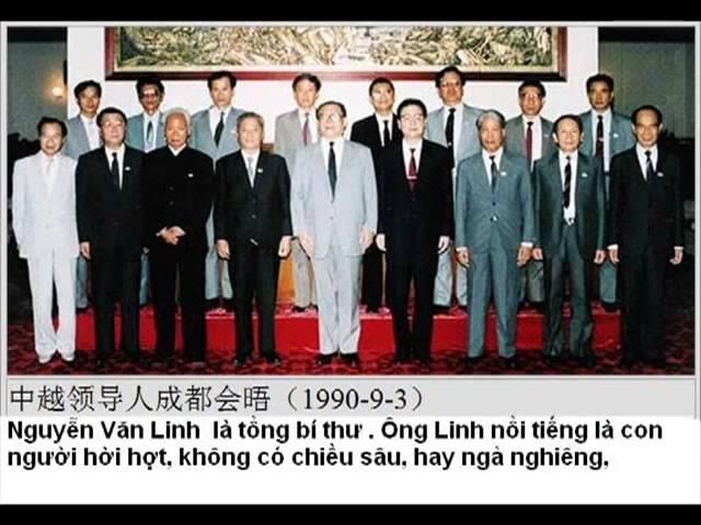Bí Mật Thành Đô 1990 Nơi Đảng CSVN Quỳ Gối