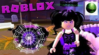 🕸 I Got The Halloween Halo!! Roblox: 🦇Royalloween🦇