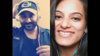 Har kisi ko nahi mileta yaha pyar (Best duet ever I seen )