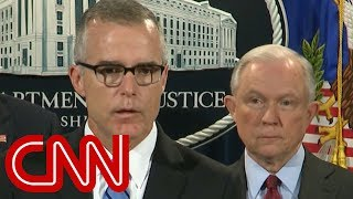 Lawyer: Sessions no longer under investigation for perjury