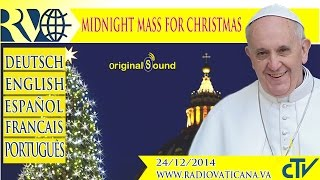 Midnight Mass of Christmas - 2014.12.24