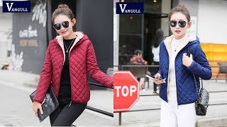 Women winter jacket outerwear Review | Best Jackets For Women Fashion 2018 | 100% Trusted Quality