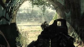 Играю в Call Of Duty Ghosts   сравнение