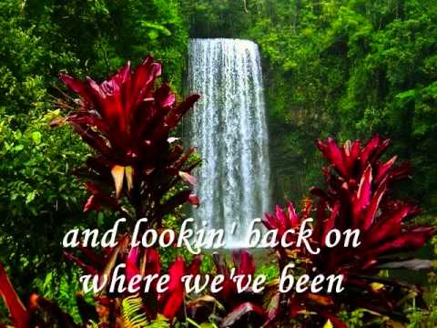 I LOVED YOU ALL THE WAY - Janie Frickie (Lyrics)