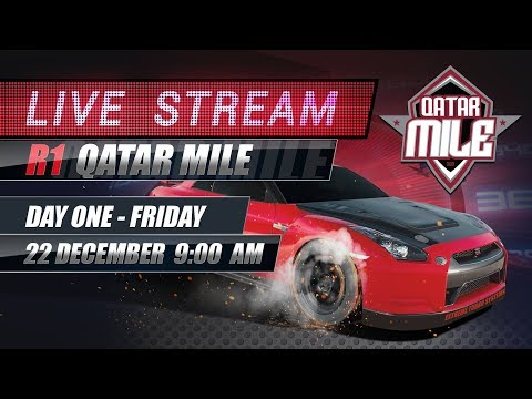 2017/2018 Qatar Mile - December 2017 - Day One