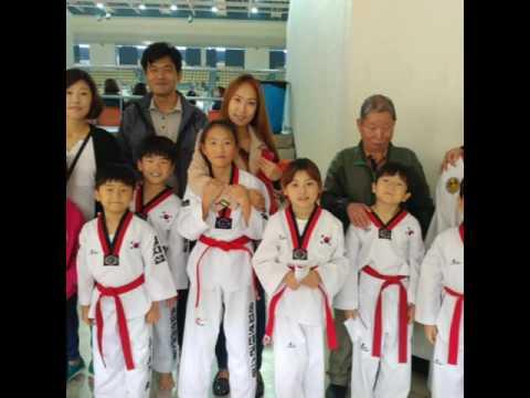 SONG JAE HO TAEKWONSCHOOL 2016년 10월 15일 국기원심사