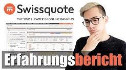 Schweizer Broker Swissquote Erfahrungsbericht 🇨🇭💸 | Sparkojote 100 CHF Trading Credit Gutschein