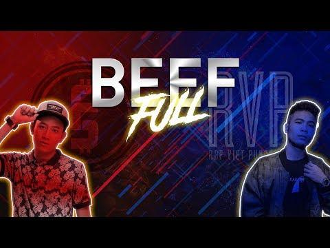 『2018 BEEF』 Giải Trí Chút - BLACKBI   Dựng Lên - PHÚC DU 「Lyrics」