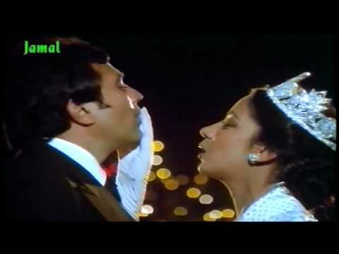 Kishore Kumar,Lata Mangeshkar - Aankho'n Mein Humne Aapke Sapnay Sajaye Hain - Thodisi Bewafaii