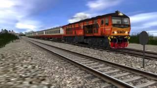 Trainz Simulator State Railway of Thailand