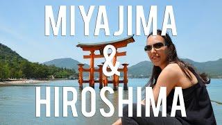 VLOG AU JAPON - MIYAJIMA & HIROSHIMA