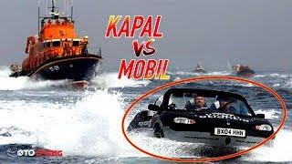 Lebih Cepat Dari Kapal! 7 MOBIL AMFIBI TERCANGGIH DAN TERCEPAT DI DUNIA