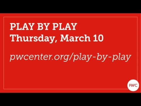Play by Play, a Playwrights' Center benefit : March 10, 2016