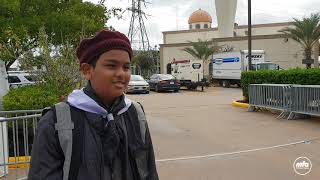 Meeting the #CaliphoftheMessiah (aba)