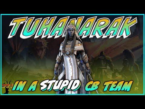 Tuhanarak in a STUPID Clan Boss Team | Raid Shadow Legends