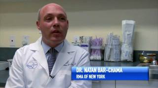 Dr. Natan Bar-Chama Discusses Male Infertility