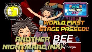 Bee Another Nightmare (NX) CO-OP X7 [DP??] / Septuple Performance | WORLD FIRST STAGE PASSED!!