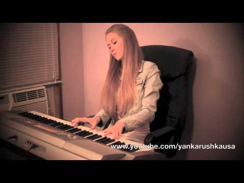 Aligator ft daniel kandi the perfect match piano version by yana chernysheva hd