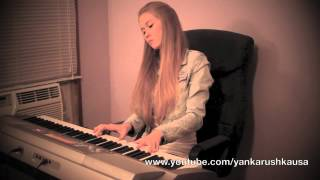 Aligator ft. Daniel Kandi - The Perfect Match (Piano version by Yana Chernysheva) [HD]