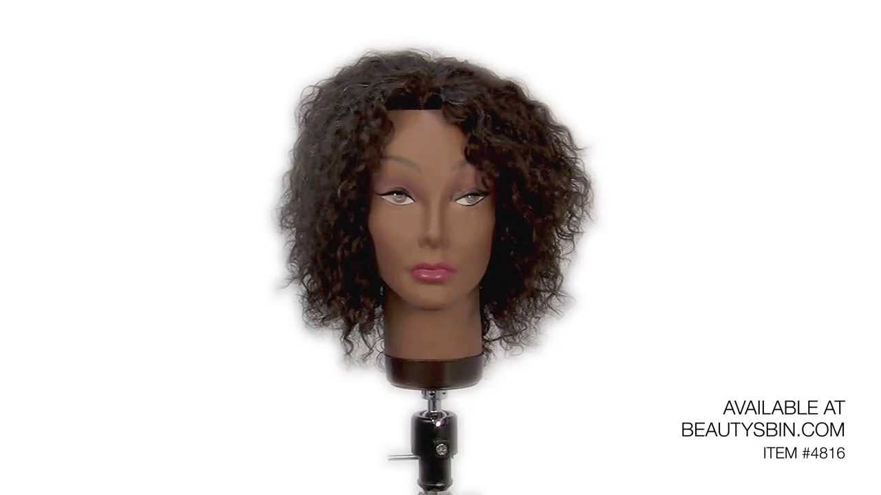 Cosmetology Mannequin Head 14 16 Quot 100 Human Hair 4816